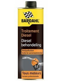 Добавка за пълно изгаряне на дизела Bardahl