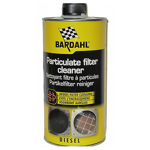 Добавка Bardahl за почистване на DPF