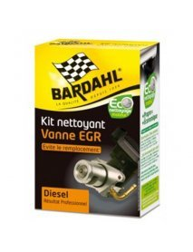 Добавка Bardahl за почистване на EGR клапи