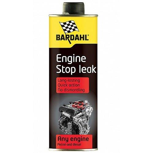 Добавка Bardahl за спиране течове на масло от двигателя