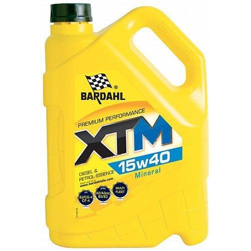 Масло Bardahl - XTM 15W40
