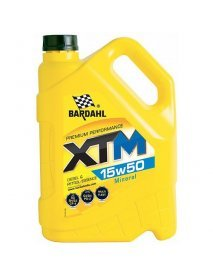 Bardahl XTM 15W50