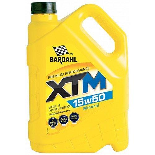 Масло Bardahl - XTM 15W50