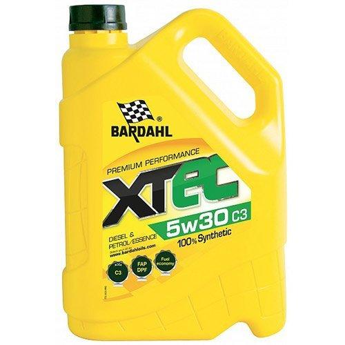 Bardahl XTEC 5W30 C3