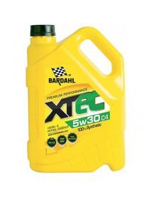 Масло Bardahl - XTEC 5W30 C4