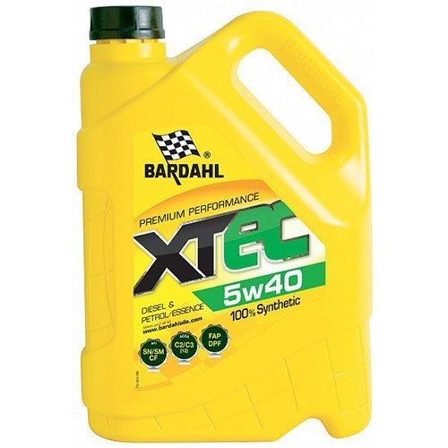 Масло Bardahl XTEC 5W40