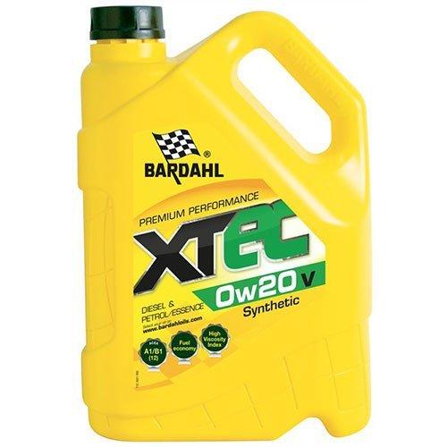 Bardahl XTEC 0W20 V