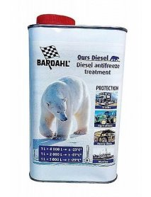 Bardahl Diesel Antifreeze