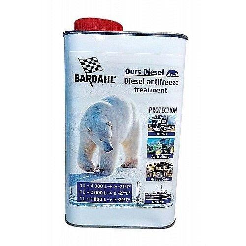 Добавка против замръзване на дизел Bardahl Diesel Antifreeze