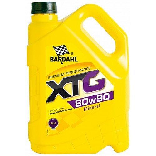 Трансмисионно масло Bardahl XTG 80W90