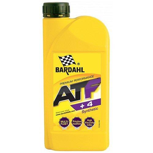 Трансмисионно масло Bardahl ATF +4