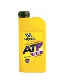 Трансмисионно масло Bardahl ATF DIII