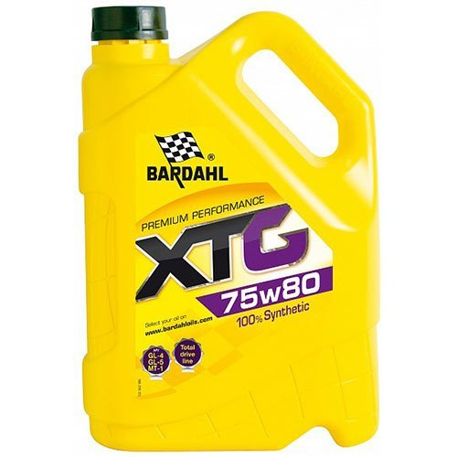 Трансмисионно масло Bardahl XTG 75W80