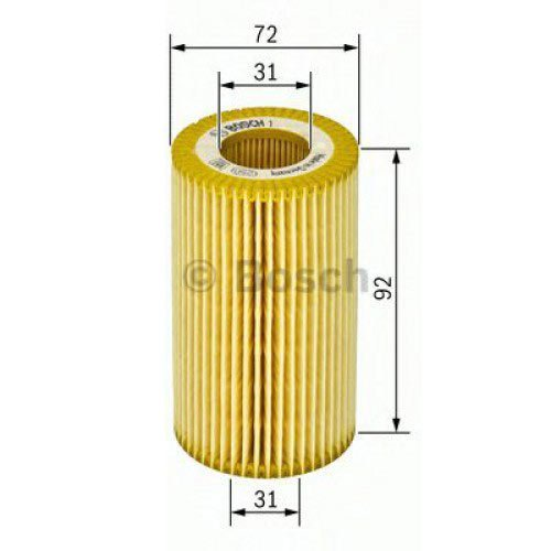 Маслен филтър BOSCH 1457429199 за Opel Astra, Combo и Corsa