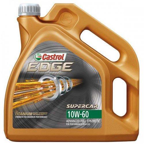 Масло Castrol EDGE SUPERCAR 10W60