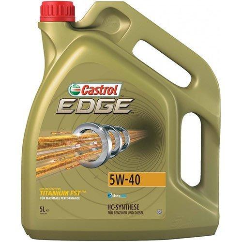 Castrol EDGE TITANIUM FST 5W40