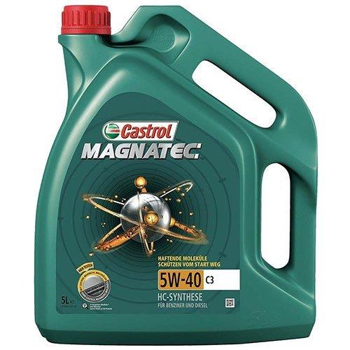 Масло Castrol MAGNATEC 5W-40 C3