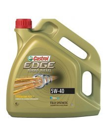 Масло CASTROL EDGE Turbo Diesel 5W40