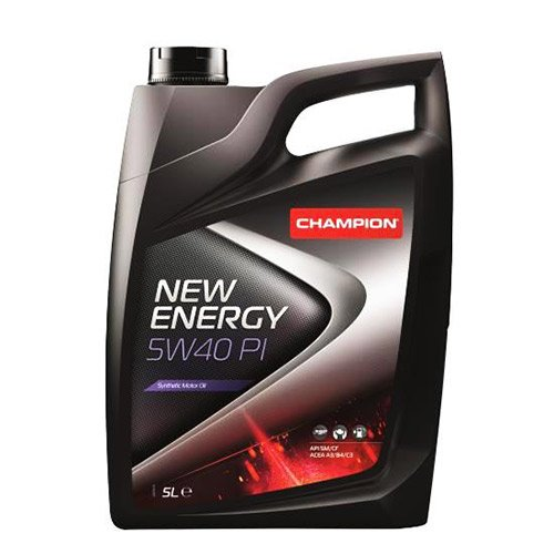 Масло Champion New Energy 5W40 PI C3