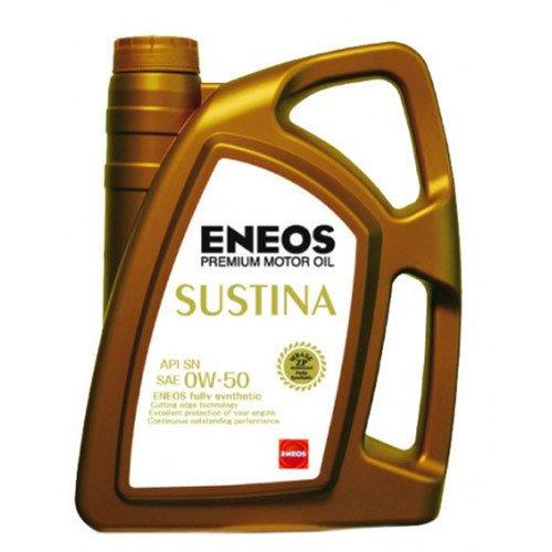 Масло ENEOS SUSTINA 0W50