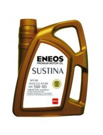 ENEOS SUSTINA 5W40