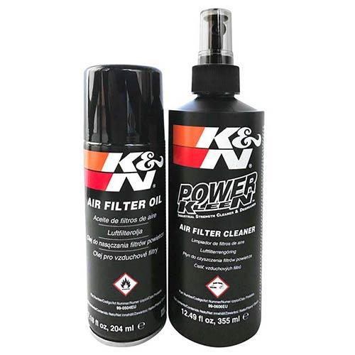 Почистващ комплект за въздушни филтри K&N 99-5000EU