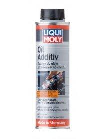Антифрикционна добавка за масло с MOS2 Liqui Moly