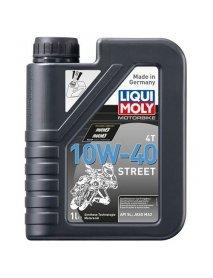 Liqui Moly 4T 10w40 Street