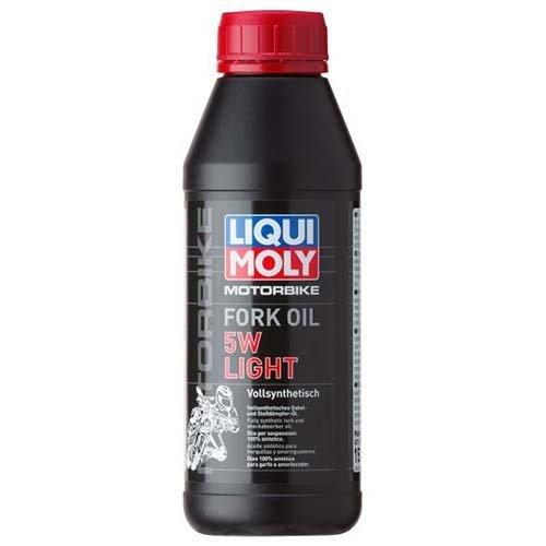 Вилково масло Liqui Moly Fork oil 5W Light