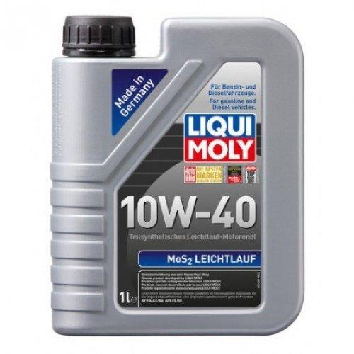 Масло Liqui Moly MoS2 Leichtlauf 10W40