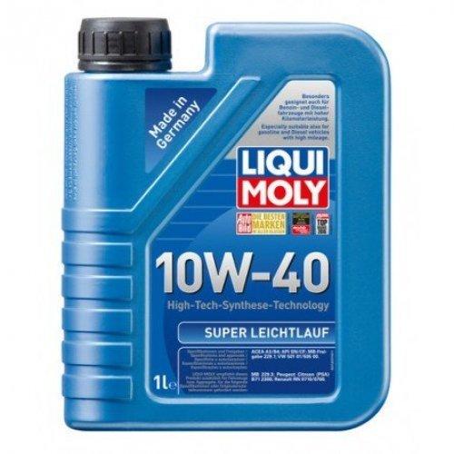 Масло Liqui Moly Super Leichtlauf 10W40