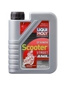 Масло Liqui Moly 2T Synth Scooter Street Race