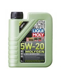 Liqui Moly Molygen New Generation 5W20