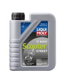 Масло Liqui Moly 2T Scooter Street