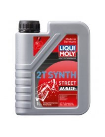 Liqui Moly 2T Synth Street Race