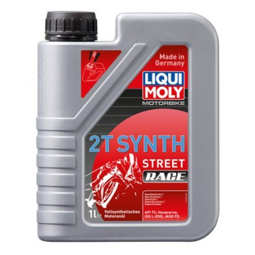 Масло Liqui Moly 2T Synth Street Race