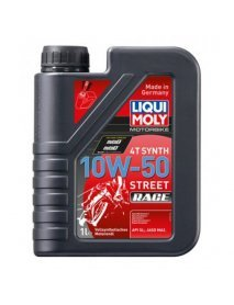 Liqui Moly 4T Synth 10W50 Street Race