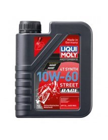 Масло Liqui Moly 4T Synth 10W60 Street Race