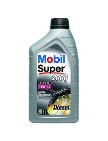 Масло Mobil Super 2000 X1 DIESEL 10W40
