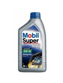 Mobil Super 1000 X1 Diesel 15W40