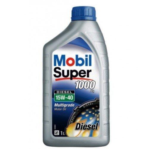 Масло Mobil Super 1000 X1 Diesel 15W40