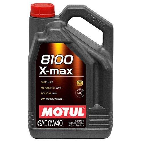 Масло MOTUL 8100 X-max 0W40