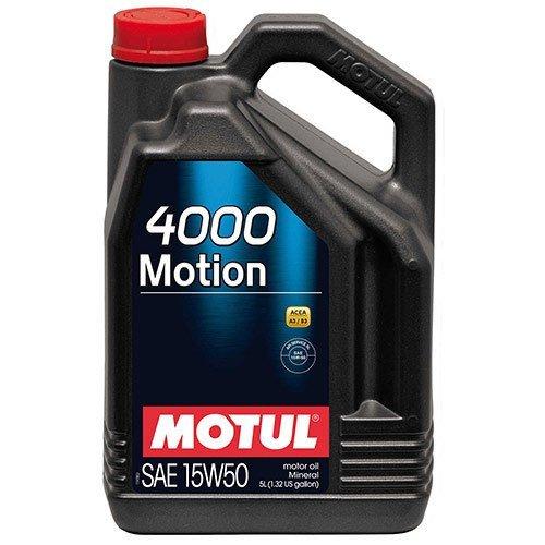 MOTUL 4000 Motion 15W50
