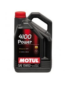 Масло MOTUL 4100 Power 15W50