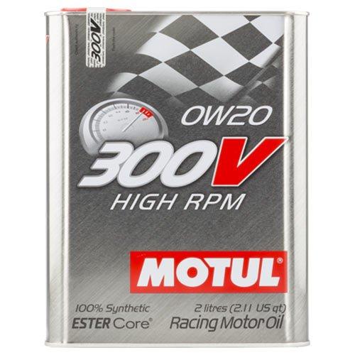 Масло MOTUL 300V High RPM 0W20