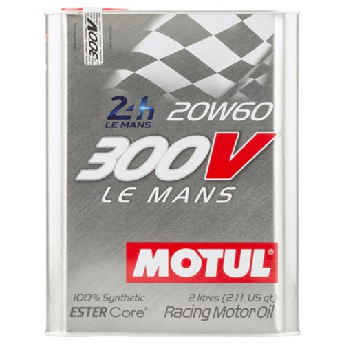 Масло MOTUL 300V Le Mans 20W60