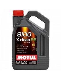 Масло MOTUL 8100 X-clean FE 5W-30