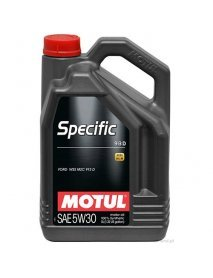 Масло MOTUL Specific FORD 913D 5W30