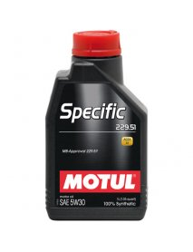 MOTUL Specific MB 229.51 5W30