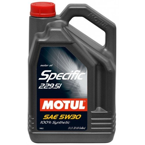 Масло MOTUL  Specific MB 229.51 0W30